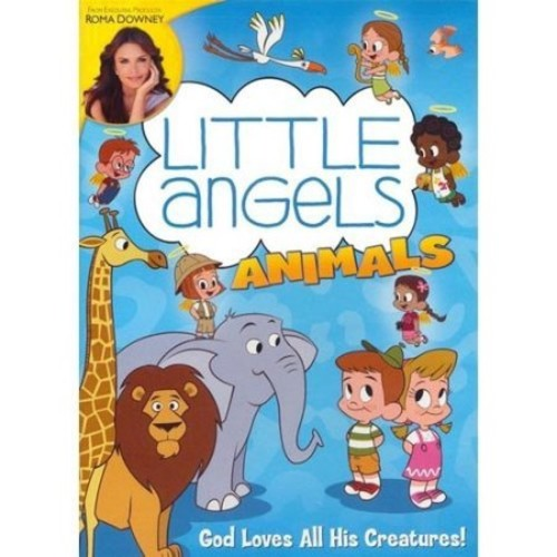 Little Angels: Animals [DVD] [2011]