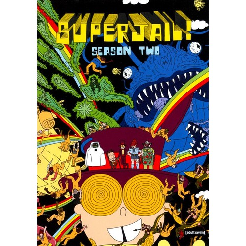 Superjail!: Season Two [DVD]