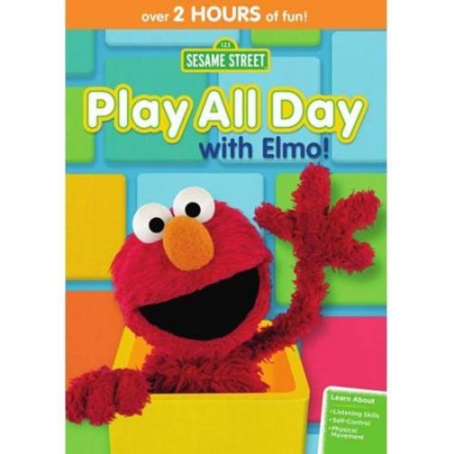 Sesame Street: Play All Day With Elmo!