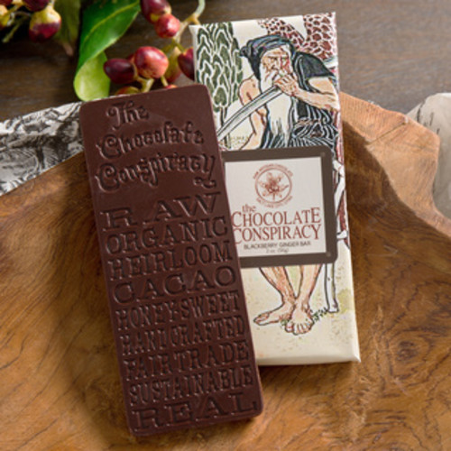 The Chocolate Conspiracy Chocolate Bar Assortment (Set of 5)