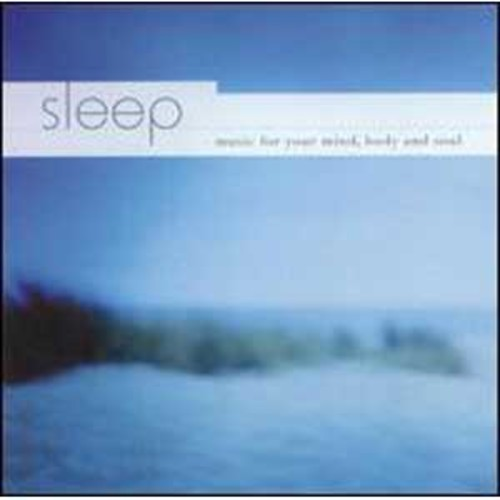Sleep By Various Artists (Audio CD)