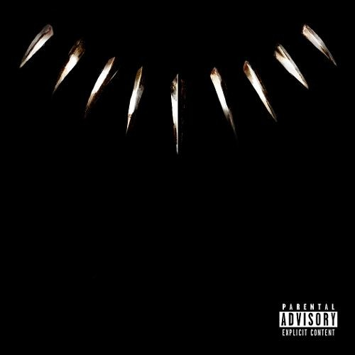 Black Panther: The Album [Music from and Inspired by the Motion Picture] [CD] [PA]