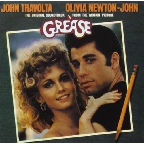 Original Soundtrack - GREASE / O.S.T. (Vinyl)
