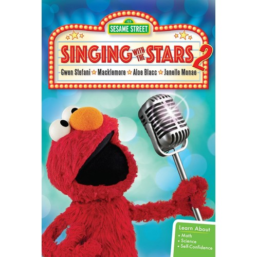 Sesame Street: Singing With the Stars 2 [DVD]