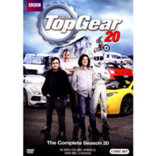 Top Gear: The Complete Season 20 [2 Discs]