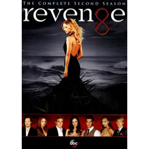 Revenge: The Complete Second Season [5 Discs]