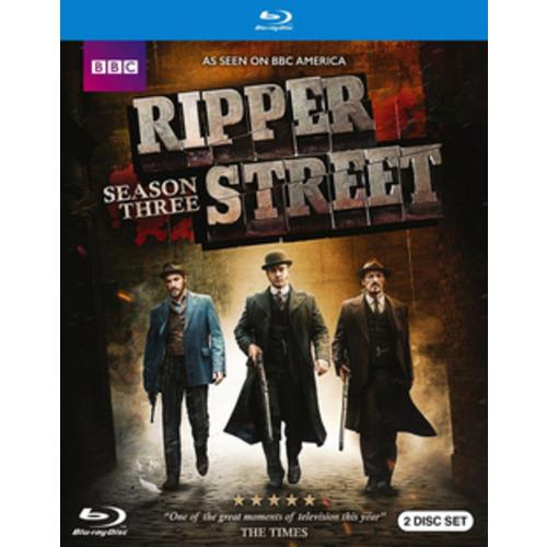 Ripper Street: Season Three (Blu-ray)