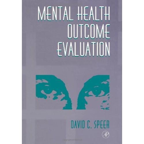 Mental Health Outcome Evaluation