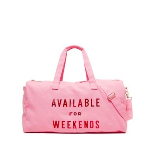 Available for Weekends Getaway Duffel Bag