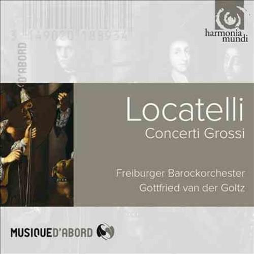 Pietro Locatelli - Locatelli: Concerti Grossi