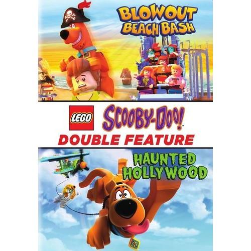 LEGO Scooby-Doo!: Haunted Hollywood/Blowout Beach Bash [DVD]