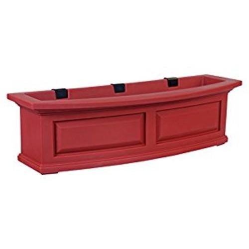 Nantucket 3 ft. Window Box [Red]