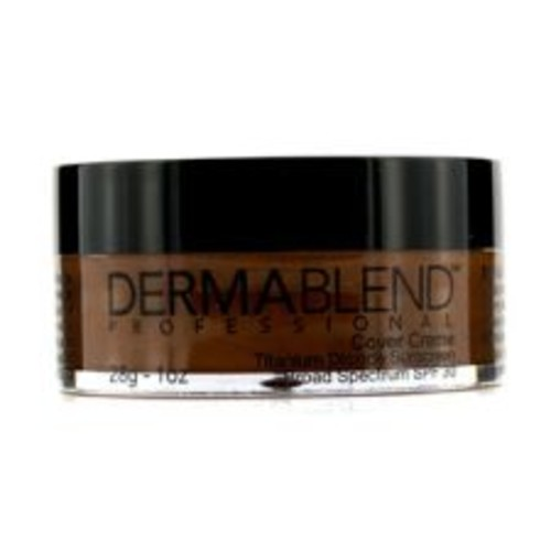 Dermablend Cover Creme Broad Spectrum SPF 30 (High Color Coverage) - Golden Brown