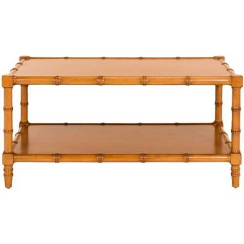 Coffee Table Brown - Safavieh