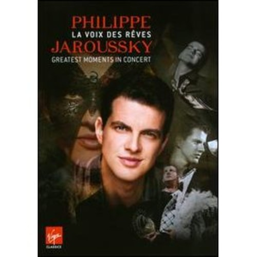 Philippe Jaroussky: La Voix des Reves - Greatest Moments in Concert COLOR/WSE DD5.1/2/DTS