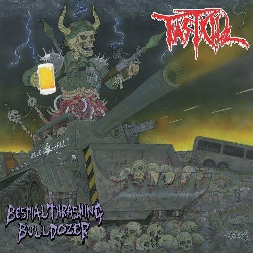 Bestial Thrashing Bulldozer [CD]