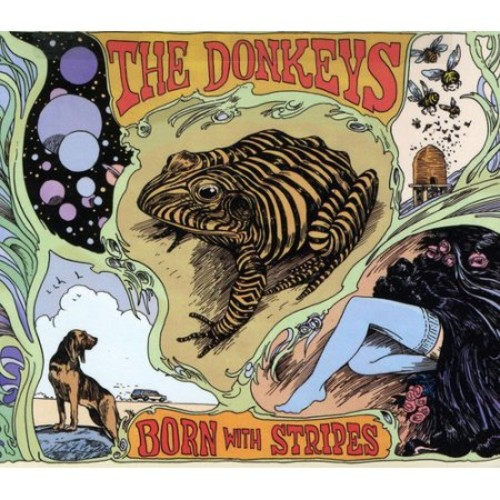 Born with Stripes [CD]