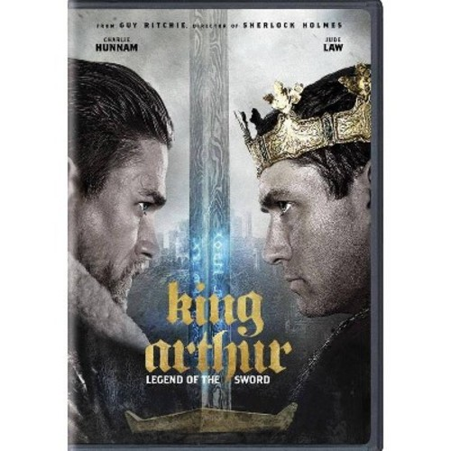 King Arthur: Legend of the Sword (Special Edition) [DVD]