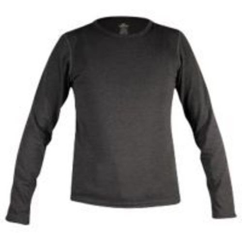 Hot Chillys Pepper Bi-ply Crew Neck Baselayer Top - Youth [Kids Clothing Size : Large]