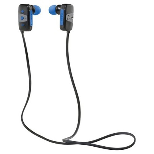JAM - Transit Mini Wireless Earbud Headphones - Blue