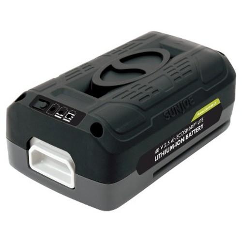 Snow Joe iBAT40-LT iON EcoSharp PRO Lithium-Ion Battery