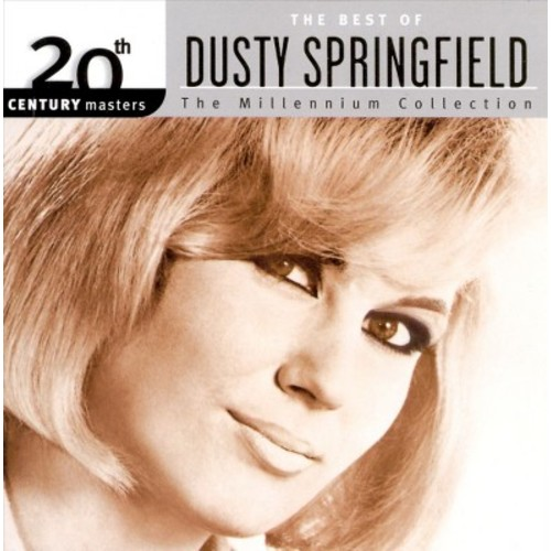 20th Century Masters - The Millennium Collection: The Best of Dusty Springfield By Dusty Springfield (Audio CD)