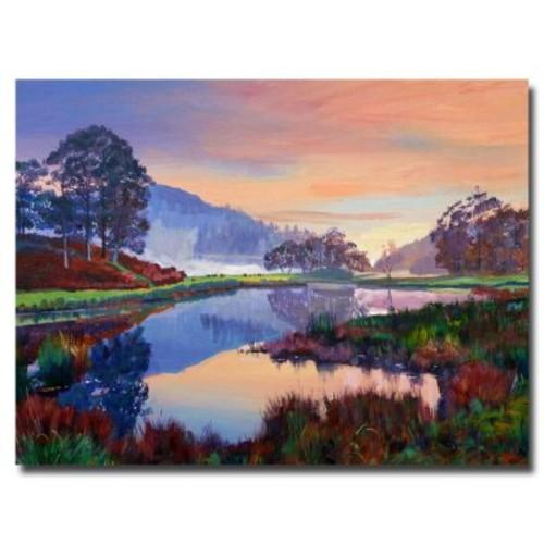 Trademark Fine Art 'Baroque Dawn' 24
