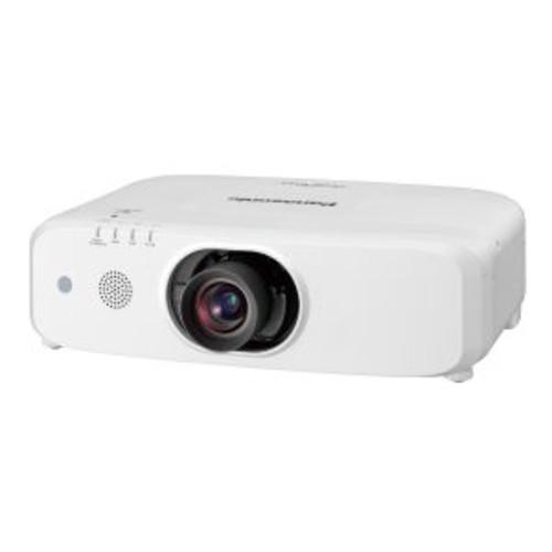 Panasonic PT-EW550U - LCD projector - 5000 lumens - WXGA (1280 x 800) - 16:10 - HD 720p - zoom lens