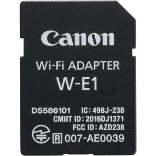 W-E1 Wi-Fi...