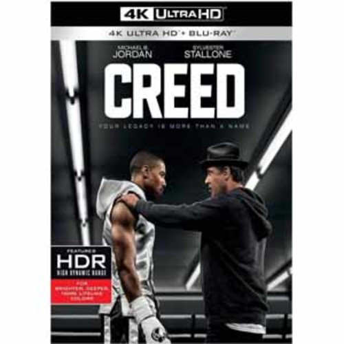 Creed [4K UHD] [Blu-Ray] [Digital HD]