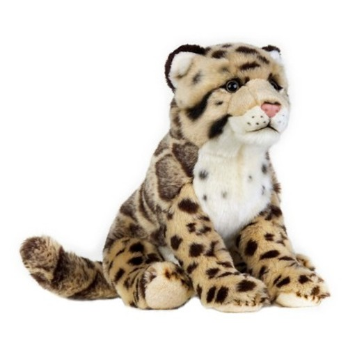 Lelly National Geographic Leopard Nebulous Hand Puppet
