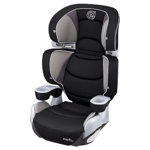 Evenflo Procomfort Right Fit Belt -Positioning Booster Car Seat - Elliot