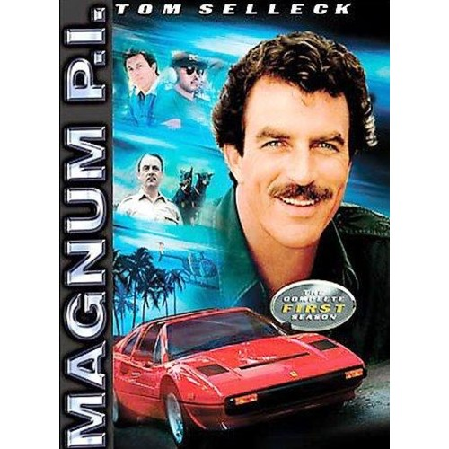 Magnum P.I.: The Complete First Season (DVD)
