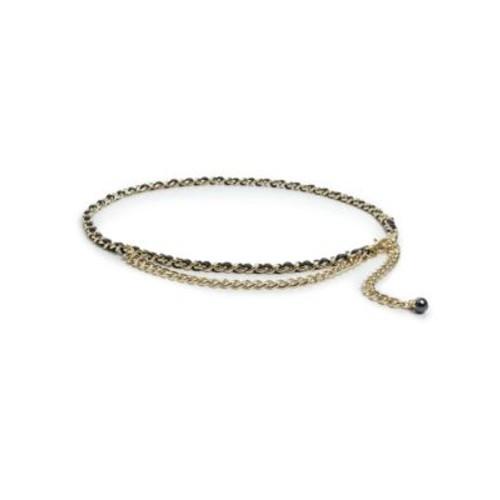 TORY BURCH Draped Chain Belt