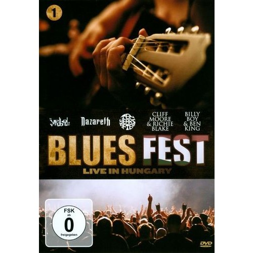 Blues Fest: Live in Hungary [DVD]