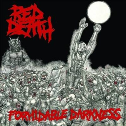 Red Death - Formidable Darkness (CD)