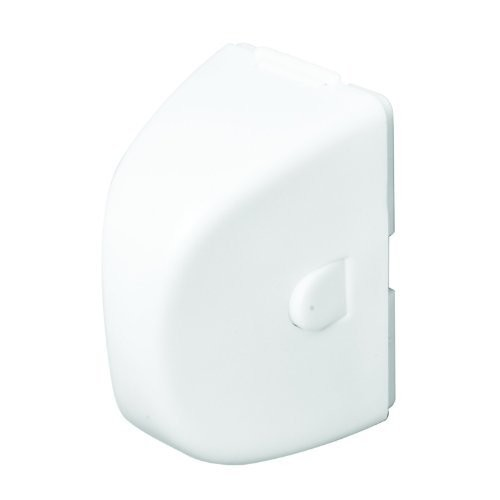 Prime-Line Products S 4555 In-Use Plug Outlet Cover, White,(Pack of 2)