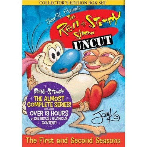 Ren & Stimpy Show:Almost Complete Col (DVD)
