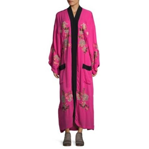 Floral Oversized Kimono