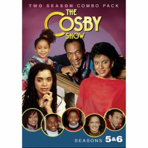 The Cosby Show: Seasons 5 & 6 [4 Discs]