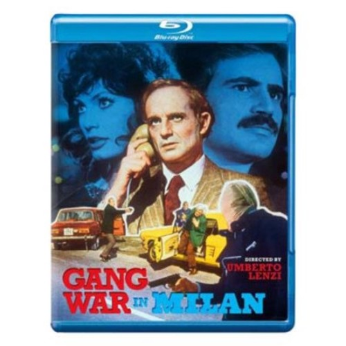 Gang War In Milan (Blu-ray) (1973)
