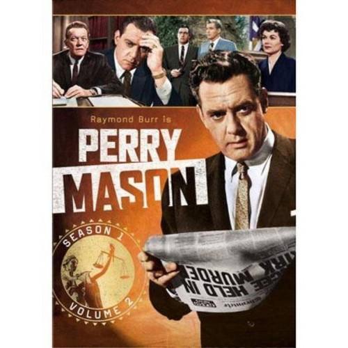 PERRY MASON:FIRST SEASON VOL 2