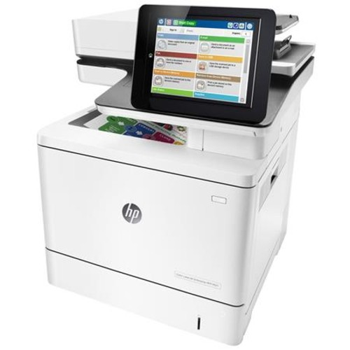 HP Color LaserJet Enterprise MFP M577dn Multifunction Color Printer B5L46A
