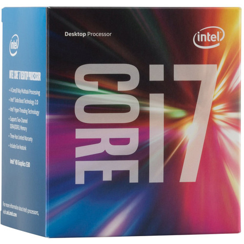 Intel Core i7-6700 8M Cache 4 GHz Processor - BX80662I76700