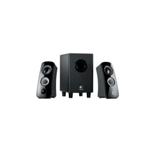Logitech Speaker System Z323 with Subwoofer [Speaker]
