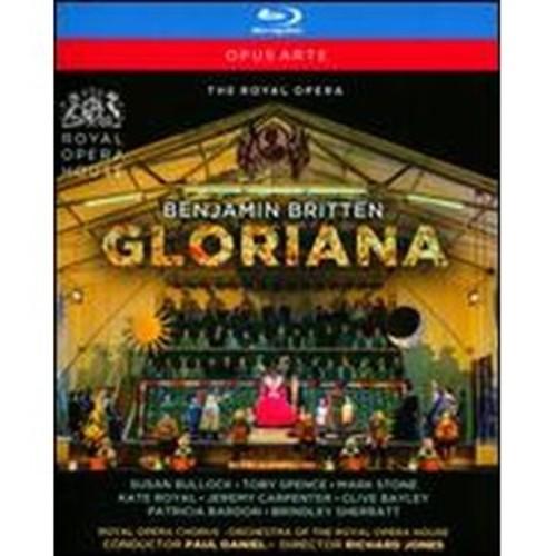 Gloriana [Blu-ray] WSE 2/DHMA