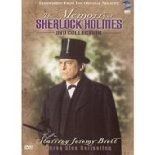 The Memoirs of Sherlock Holmes DVD Collection [3 Discs]