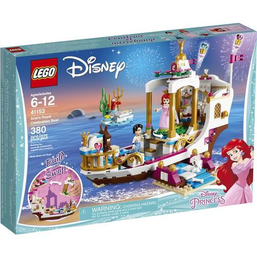 LEGO Disney Princess Ariel's Royal Celebration Boat 41153