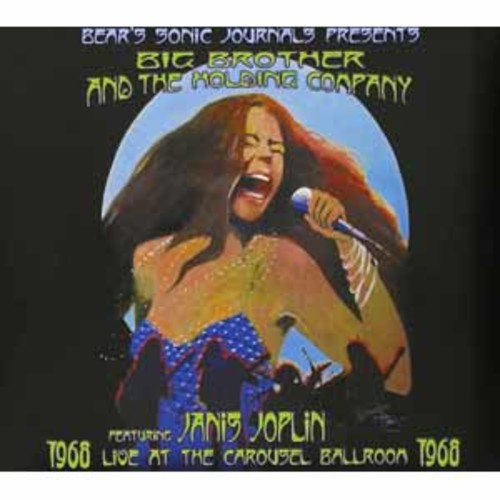Big Brother & The Holding Company feat. Janis Joplin - Live At The Carousel Ballroom 1968 [Import] [Audio CD]