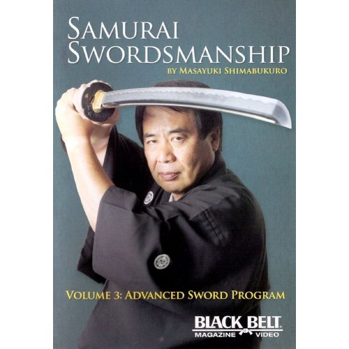 Samurai Swordsmanship, Vol. 3: Advanced Sword Program (DVD) (Eng) 2008
